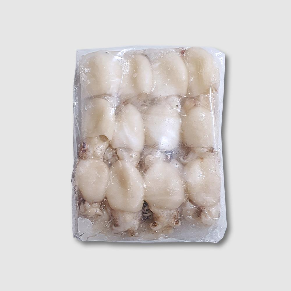 갑오징어(베이비이가40/60) 12미/2.4kg