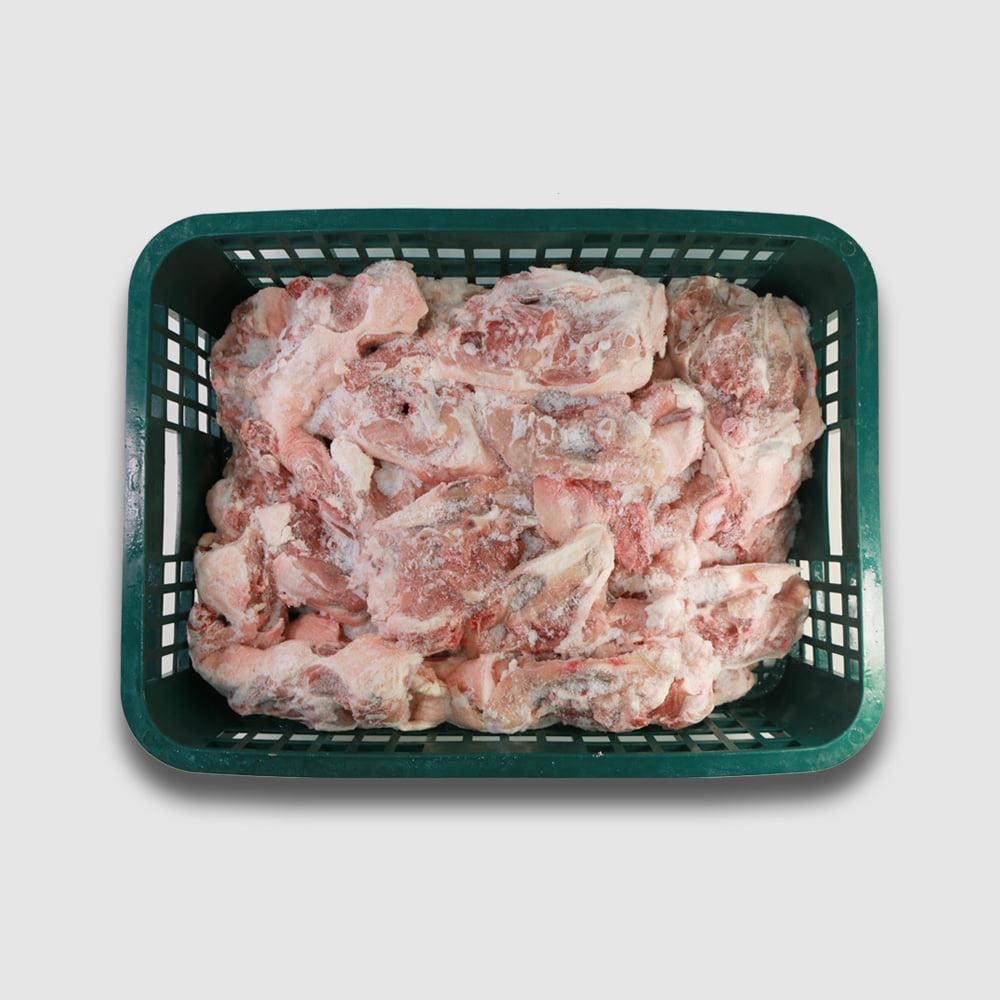 육수용 냉동닭뼈/판-국내산