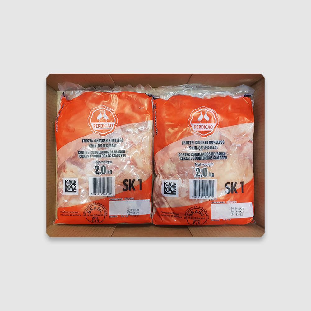 닭정육/팩/kg당-브라질산